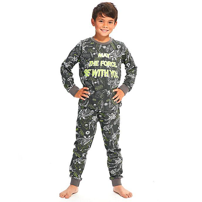 Pijama infantil, Star Wars, Disney Store