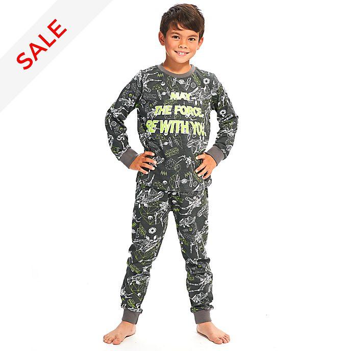 Disney Store Star Wars Pyjamas For Kids