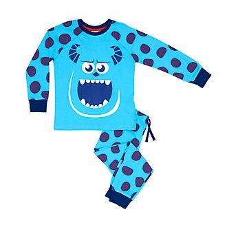 Pijama infantil Sulley, Disney Store