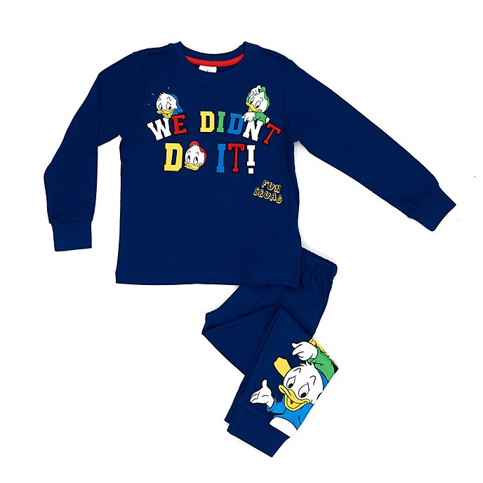 Disney Store DuckTales Pyjamas For Kids
