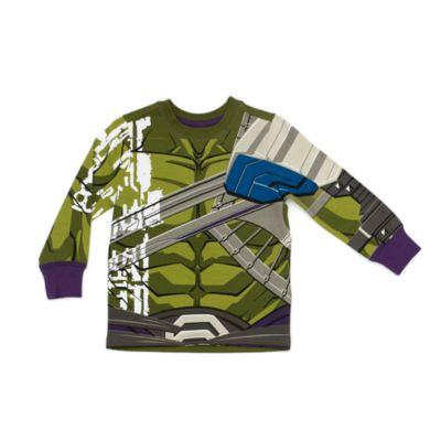 Hulk pyjamas för barn