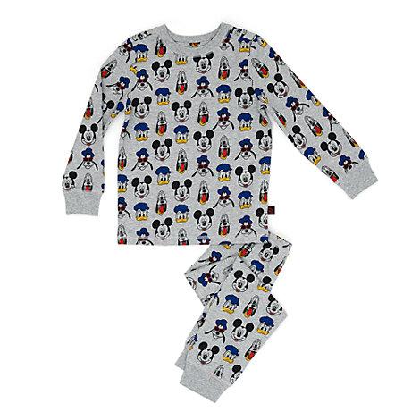 Pijama infantil Mickey y sus amigos
