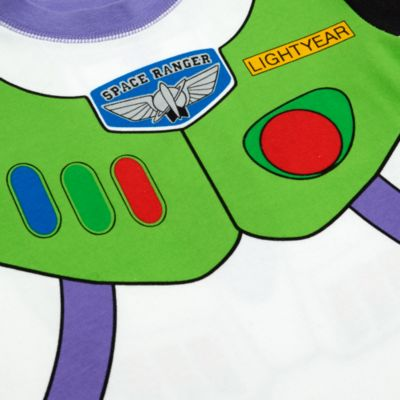 Pijama disfraz infantil Buzz Lightyear