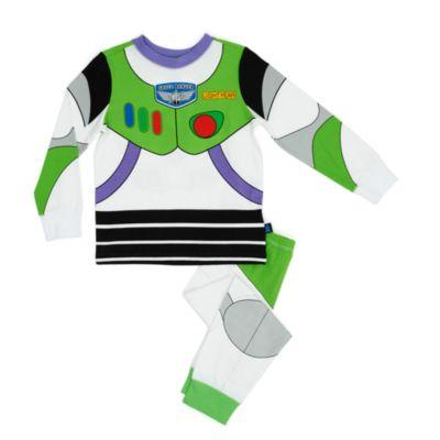 Pyjama déguisement pour enfants Buzz l'Éclair
