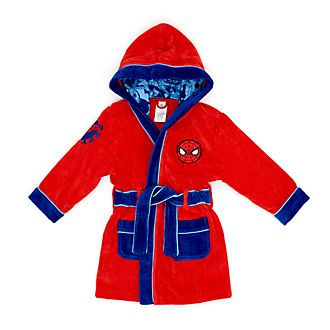 Spider-Man Dressing Gown For Kids