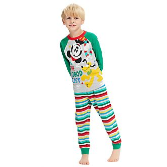 Disney Store Pyjama Mickey et Pluto pour enfants, Share the Magic