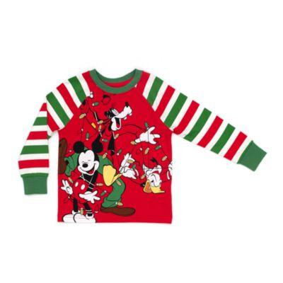 Musse Pigg julpyjamas för barn, Share the Magic