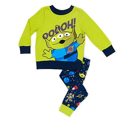 Toy Story pyjamas för barn