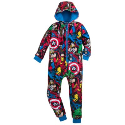 Avengers Onesie For Kids