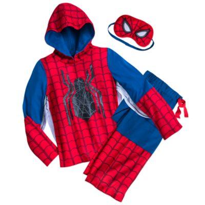 Spiderman Deluxe pyjamaset i 3 delar för barn