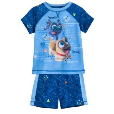 Pijama infantil Bingo y Rolly