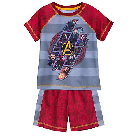 Pyjama Avengers: Infinity War pour enfants