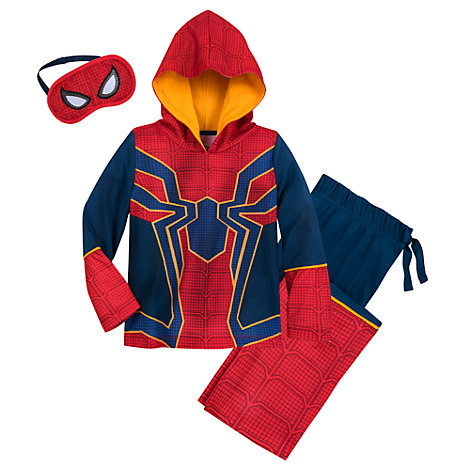 Spider-Man Pyjamas For Kids, Avengers: Infinity War