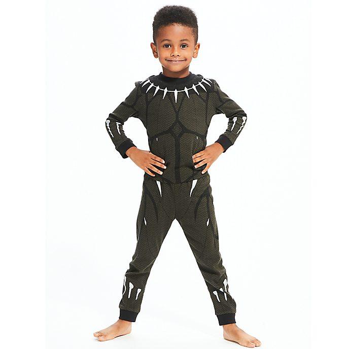 Disney Store Black Panther Costume Pyjamas For Kids