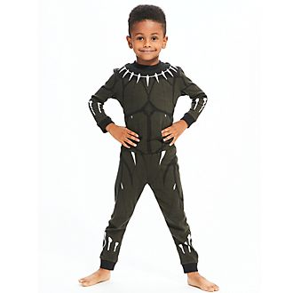 Disney Store Black Panther Costume Pyjamas For Kids