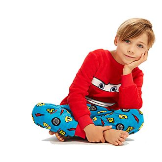 Disney Store Disney Pixar Cars Soft Feel Pyjamas For Kids