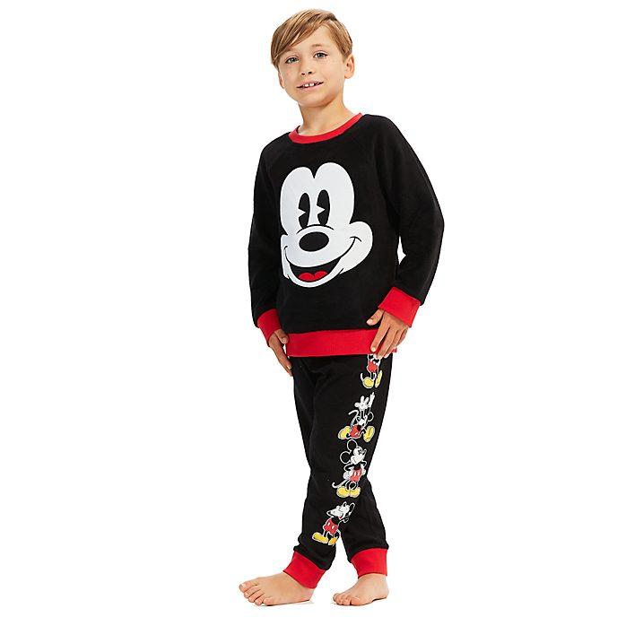 Disney Store Mickey Mouse Fluffy Pyjamas For Kids