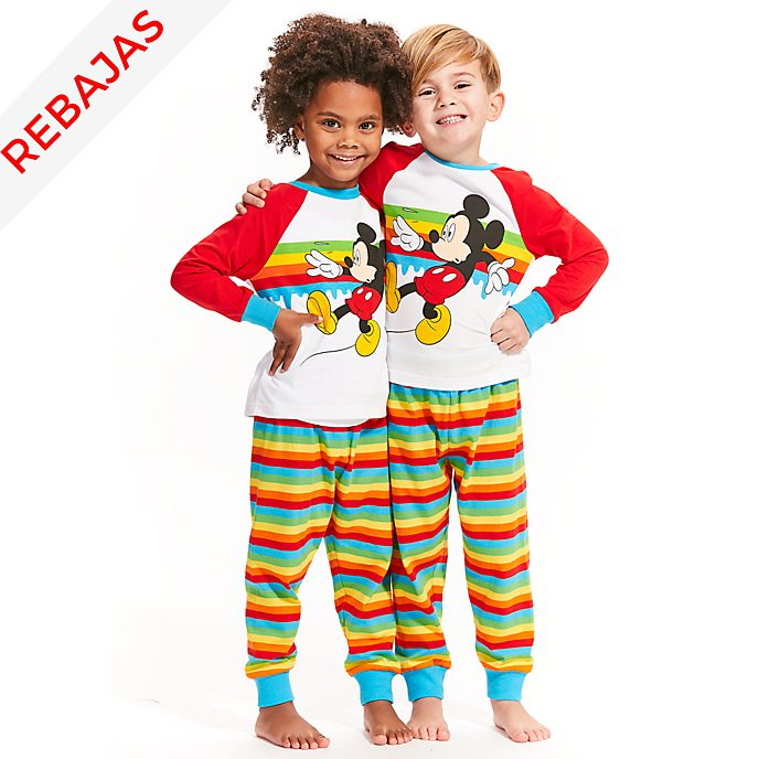 Pijama a rayas infantil Mickey Mouse, Disney Store