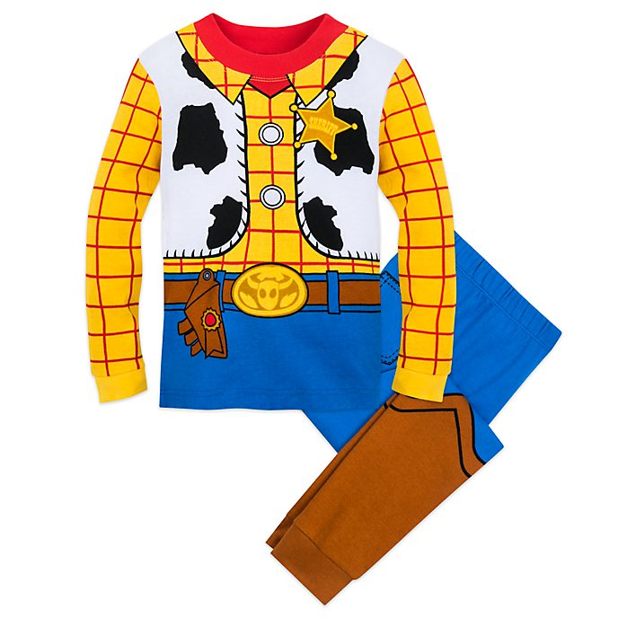 Pijama infantil Woody tipo disfraz, Disney Store