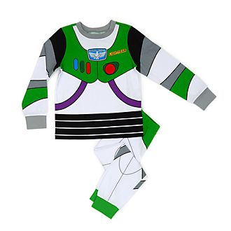Disney Store Buzz Lightyear Costume Pyjamas For Kids