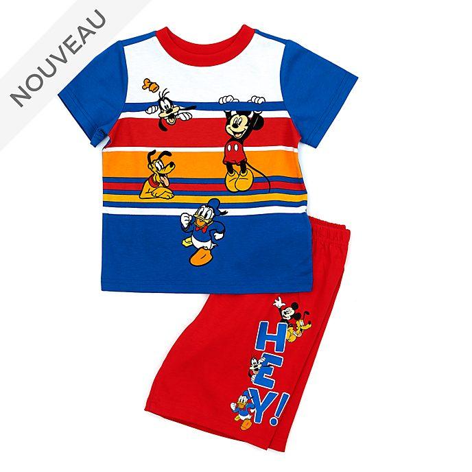 Disney Store Pyjama Mickey et ses amis pour enfants