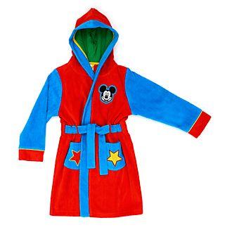 Disney Store Robe de chambre Mickey Mouse pour enfants