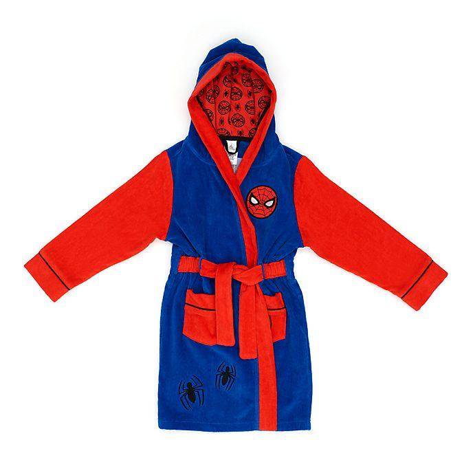 Disney Store Spider-Man Bath Robe For Kids
