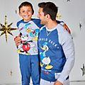 Disney Store Pyjama Mickey et Donald pour enfants