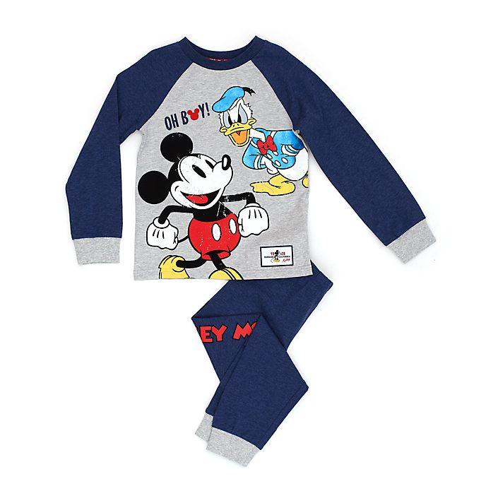Pijama infantil Mickey y Donald, Disney Store