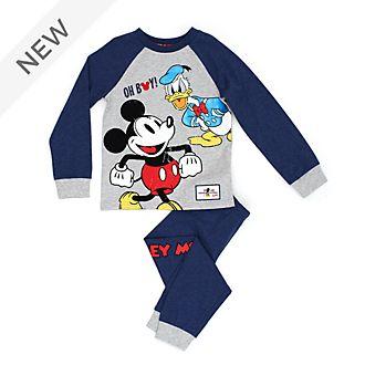 Disney Store Mickey and Donald Pyjamas For Kids