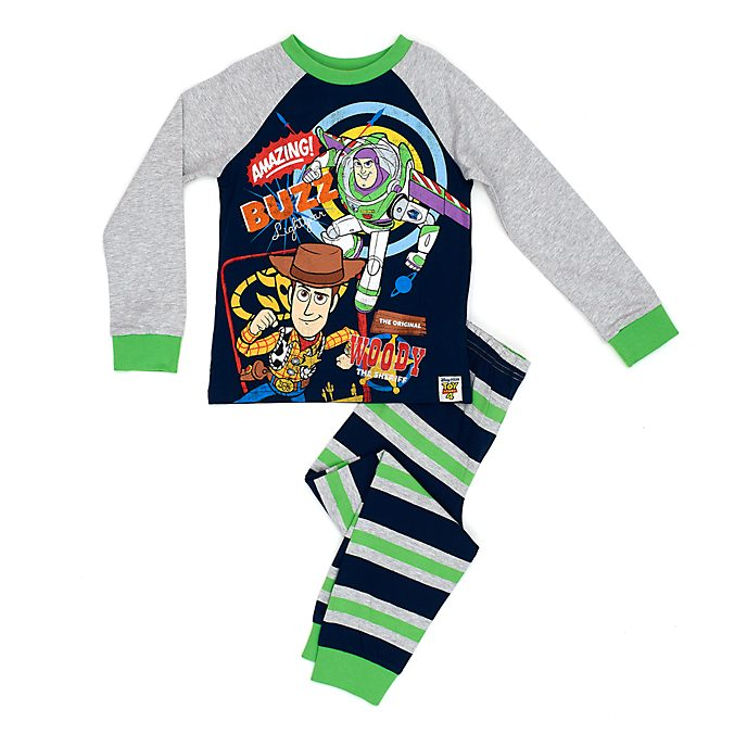 Disney Store Toy Story 4 Pyjamas For Kids