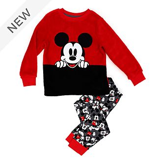 Disney Store Mickey Mouse Soft Feel Pyjamas For Kids