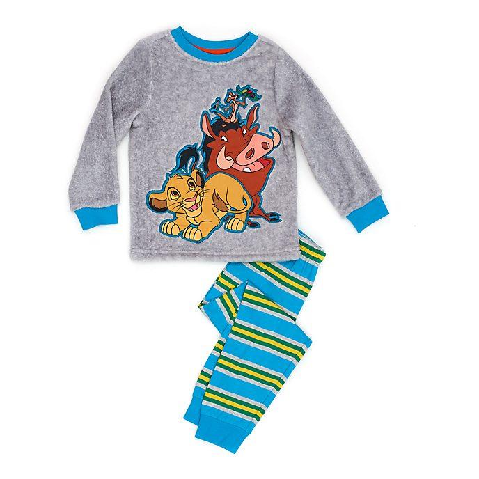 Pijama suave infantil El Rey León, Disney Store