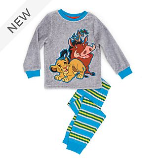 Disney Store The Lion King Soft Feel Pyjamas For Kids
