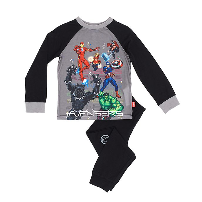 Disney Store Avengers Pyjamas For Kids