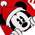Disney Store Pyjama Mickey pour enfants, collection Holiday Cheer