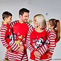 Disney Store Mickey Mouse Holiday Cheer Pyjamas For Kids