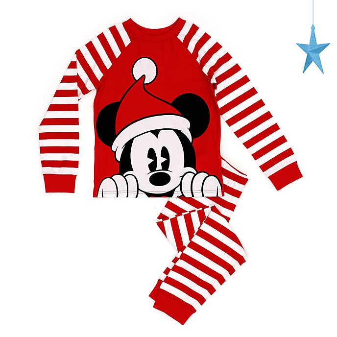 Disney Store - Holiday Cheer - Micky Maus - Pyjama für Kinder