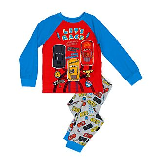 Disney Store Disney Pixar Cars Pyjamas For Kids