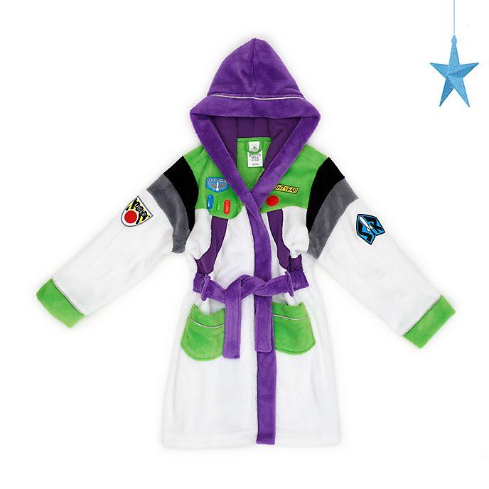 Disney Store Buzz Lightyear Dressing Gown For Kids
