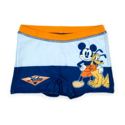 Mickey Mouse Swimming Shorts For Kids