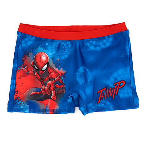Spider-Man Swimming Trunks For Kids
