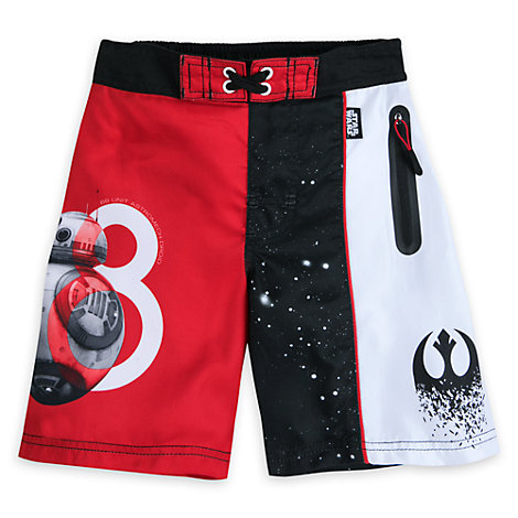 Calzoncini da bagno bimbi Star Wars: Gli Ultimi Jedi