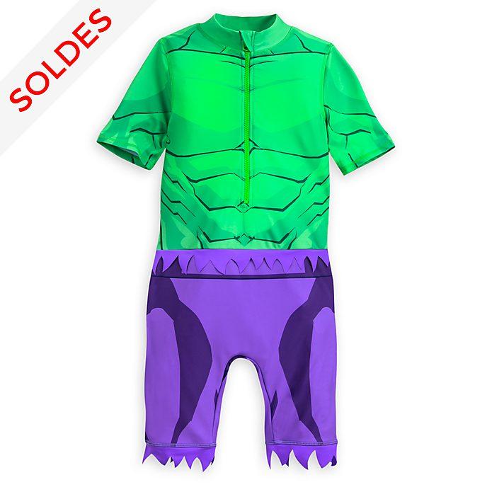 Disney Store T-shirt de bain Hulk pour enfants
