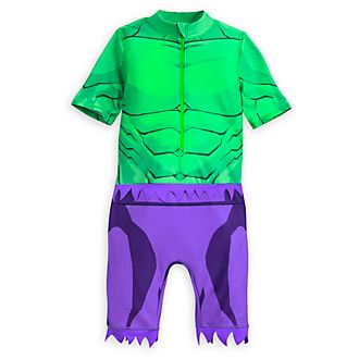 Disney Store Hulk Rash Guard For Kids