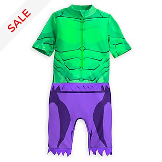 Disney Store Hulk Rash Guard For Kids