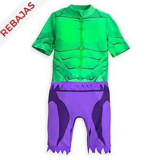 Camiseta infantil Hulk de protección solar, Disney Store