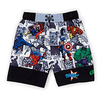 Disney Store Short de bain Marvel Comics pour enfants