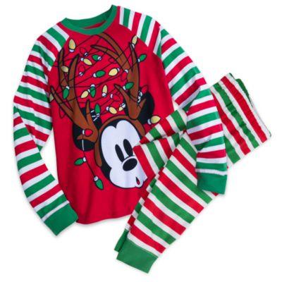 Share the Magic - Micky Maus - Weihnachtlicher Pyjama für Männer