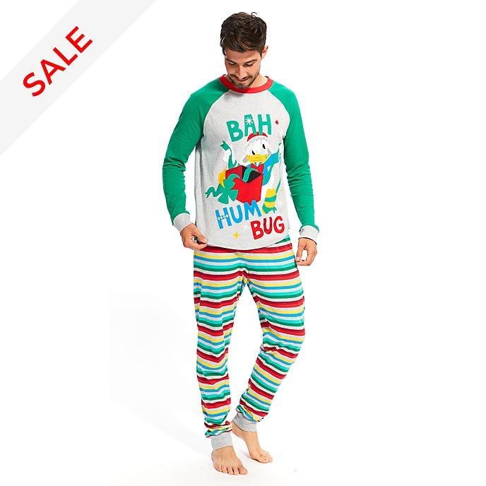 Disney Store - Share the Magic - Donald Duck - Pyjama für Herren